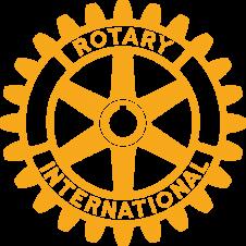 Rotary gold logo 2013